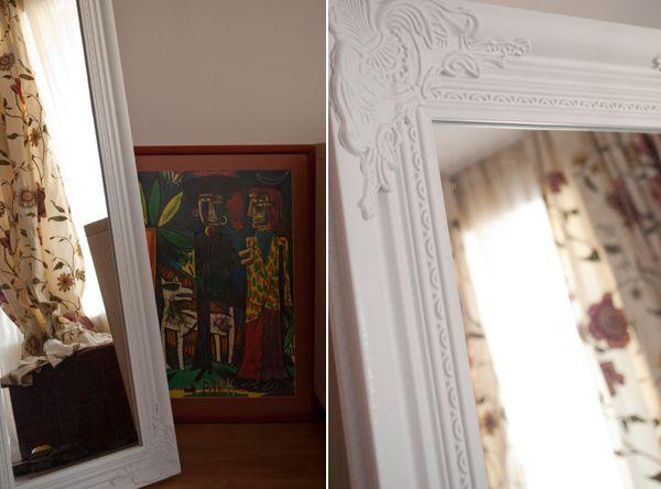 Спалнята на Ирина Флорин