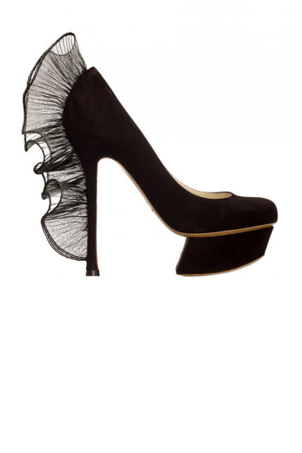 Екстревагантни обувки