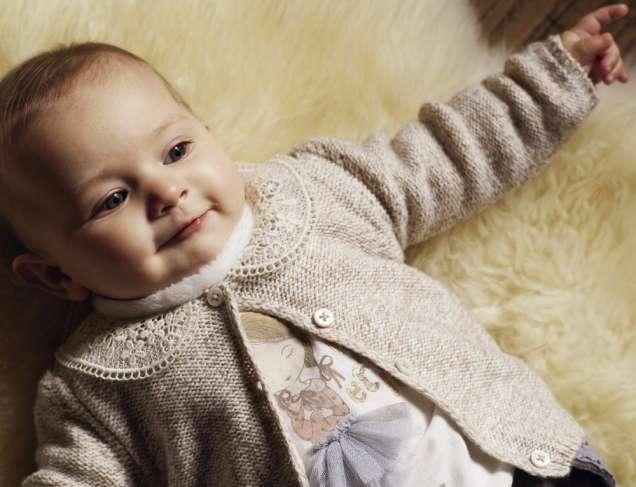 Топли дрехи за зимата от Benetton Baby