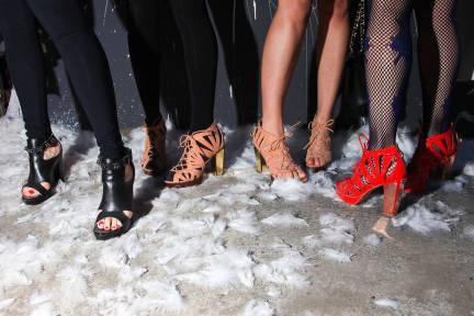 Парти обувки 2013