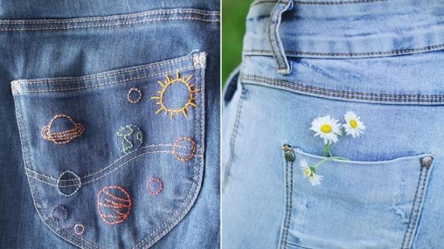 как да си направя модерни дънките