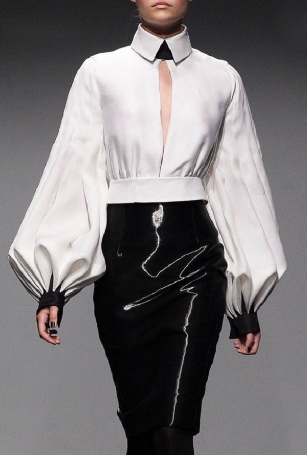 бяла риза 2019