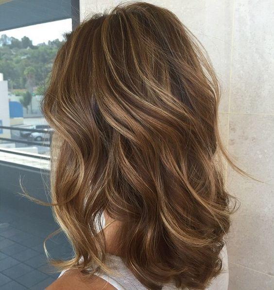 Идеи за светло кестенява коса 2019