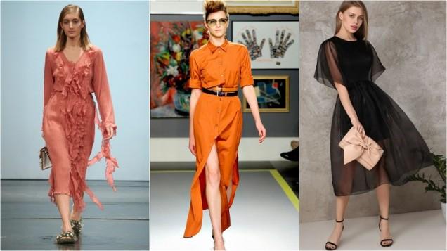 ефирни летни рокли 2019