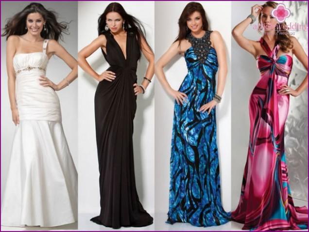 пролетно- лятни рокли