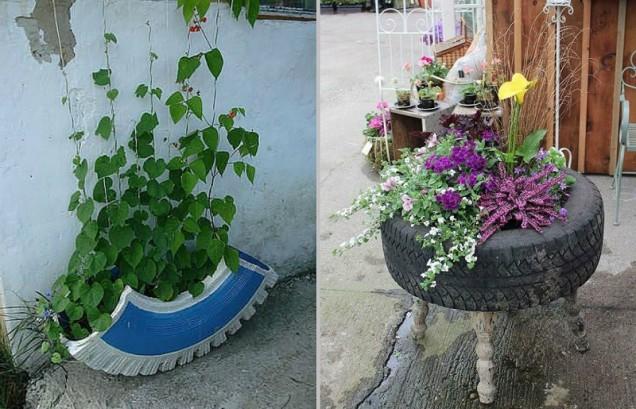 декорация за цветя