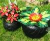 Идеи-за-градински-декорации-със-стари-гуми
