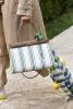 шарена лятна чанта