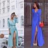 25 рокли, които ще ви направят да изглеждате по- слаба и ще скрият всички недостатъци по тялото ви (снимки)