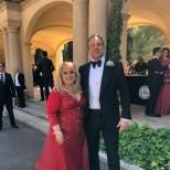 Майкъл Струмейтис на сватбата