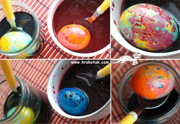 Боядисване на яйца 2019