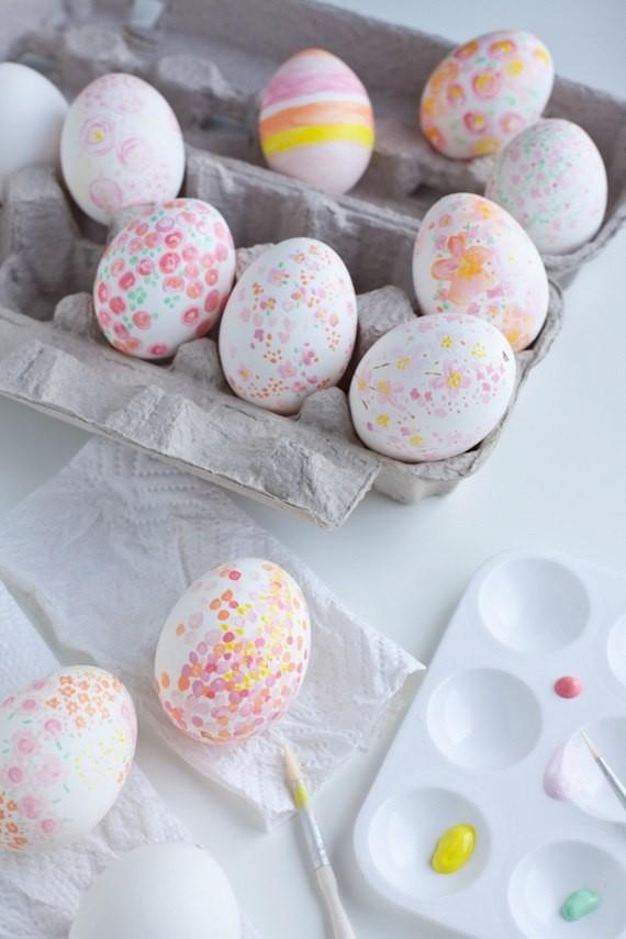 Украсяване на яйца за Великден