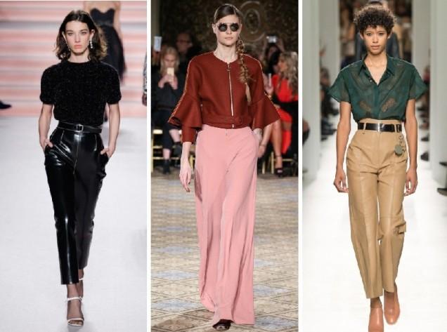 модерни панталони