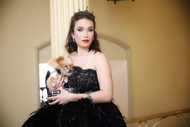 дъщерята на Цеци Красимирова на сватбата ѝ