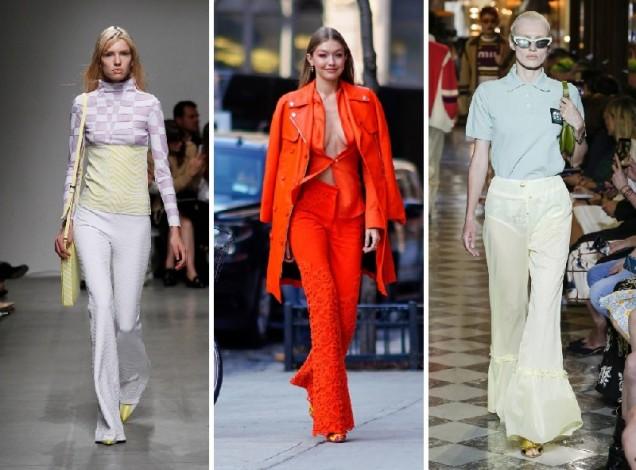 панталони  за по- пълни жени