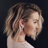 Прическа за етажирана коса 2019