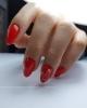 Вечната класика-Маникюрът, за който всички ще ви завиждат за -Елегантни идеи за маникюр в червено и бордо-