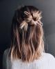 Прически за коса до раменете