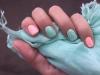 Маникюр в пастелни цветове