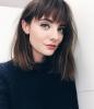22 начина как да носите бретон през 2019, за да сте в крак с модата (снимки)