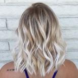 смоуки блонд техника
