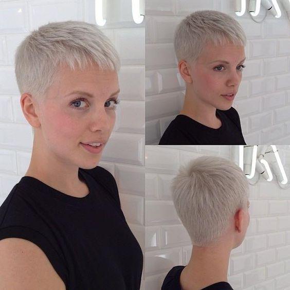 Прически къса коса