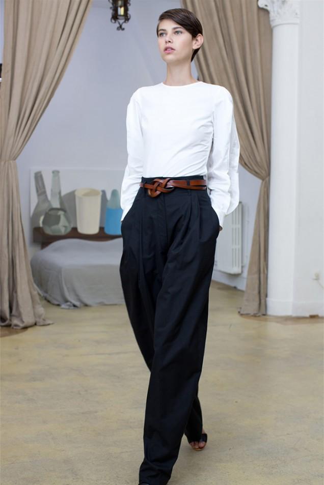пролетни тенденции в панталоните 2019