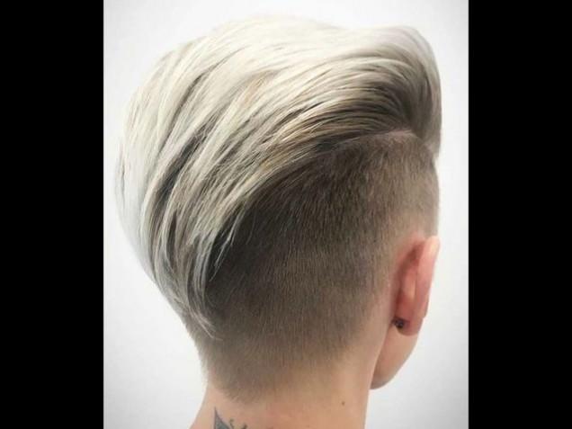 много къса коса