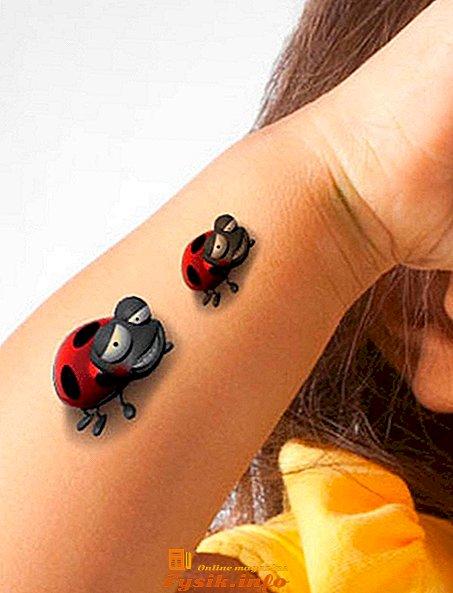 калинки татуировки