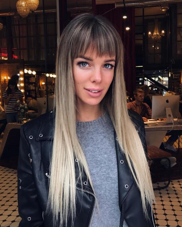 Прически 2019 дълга коса