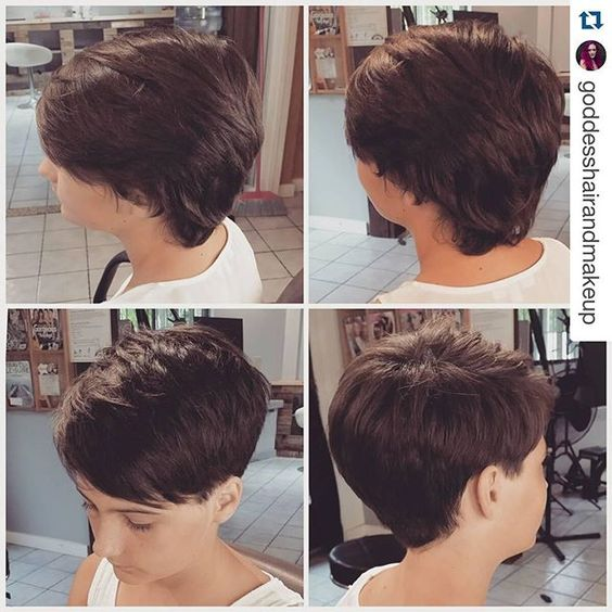 Прически 2019 къса коса