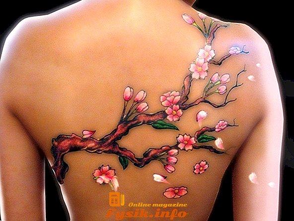 татуировка на гърба