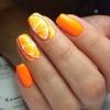 портокалов маникюр