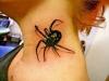 паяк татуировка