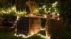 уютно осветление на вилата