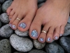 Лятото оживява върху краката с тези разкошни плажни педикюри - пищни, елегантни или закачливи: над 50 варианта