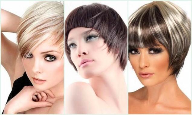 модерни нюанси за къса коса