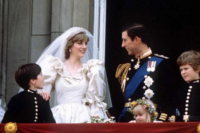 сватбата на Даяна и Чарлз