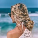 красив кок за плажа