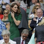 Кейт Мидълтън зелена рокля