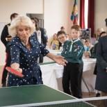 Камила тенис на маса