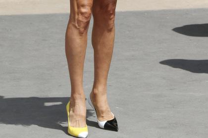 Селин Дион обувки