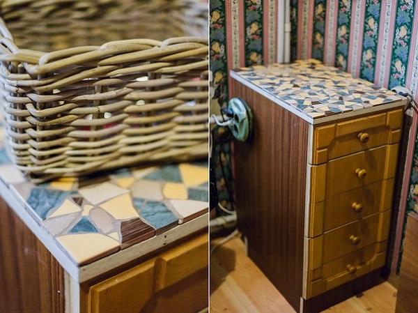 дизайнерски шкаф