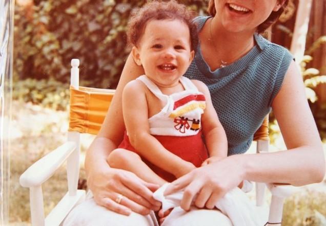 детството на Меган Маркъл