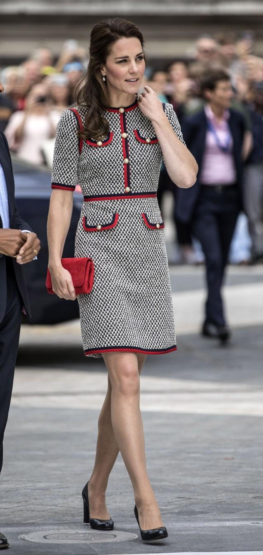 Кейт Мидълтън оригинална рокля