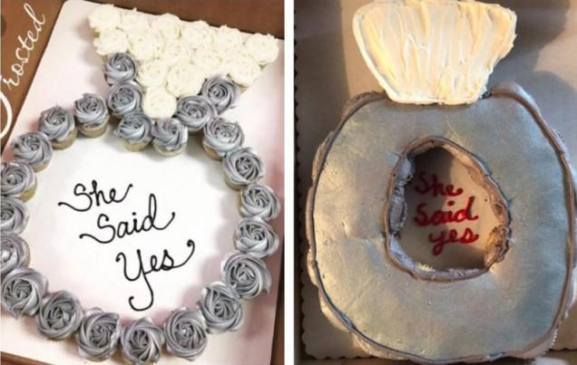 несполучлива торта