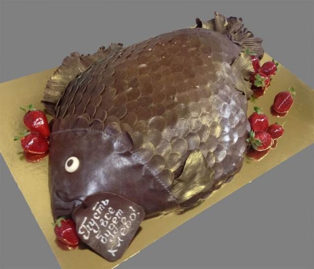 шаран торта