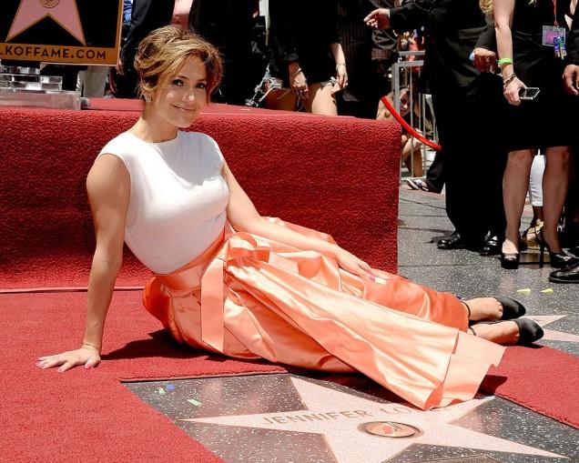 Джей Ло звезда в Холивуд