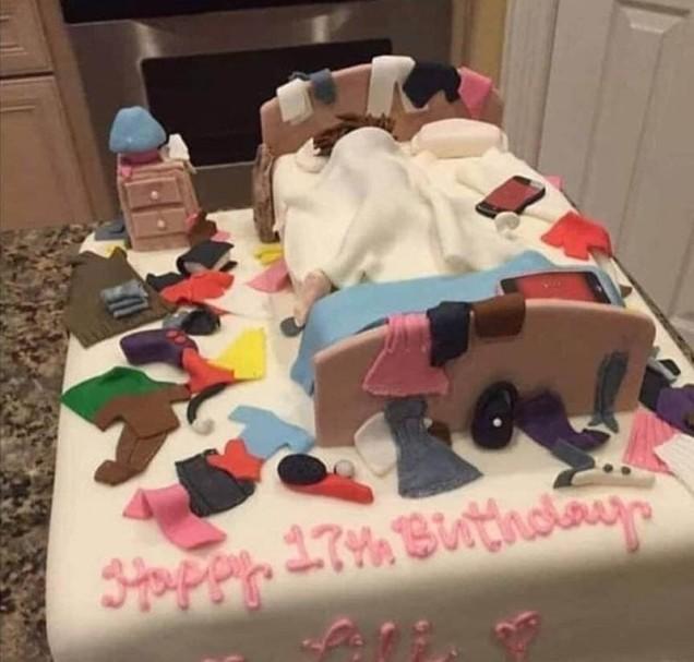 оригинална торта