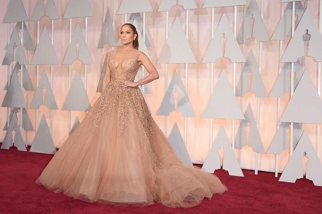 Дженифър Лопес на Оскарите